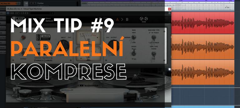 MixTip #9 – Paralelní komprese