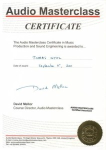 oToman - Certifikat AMC