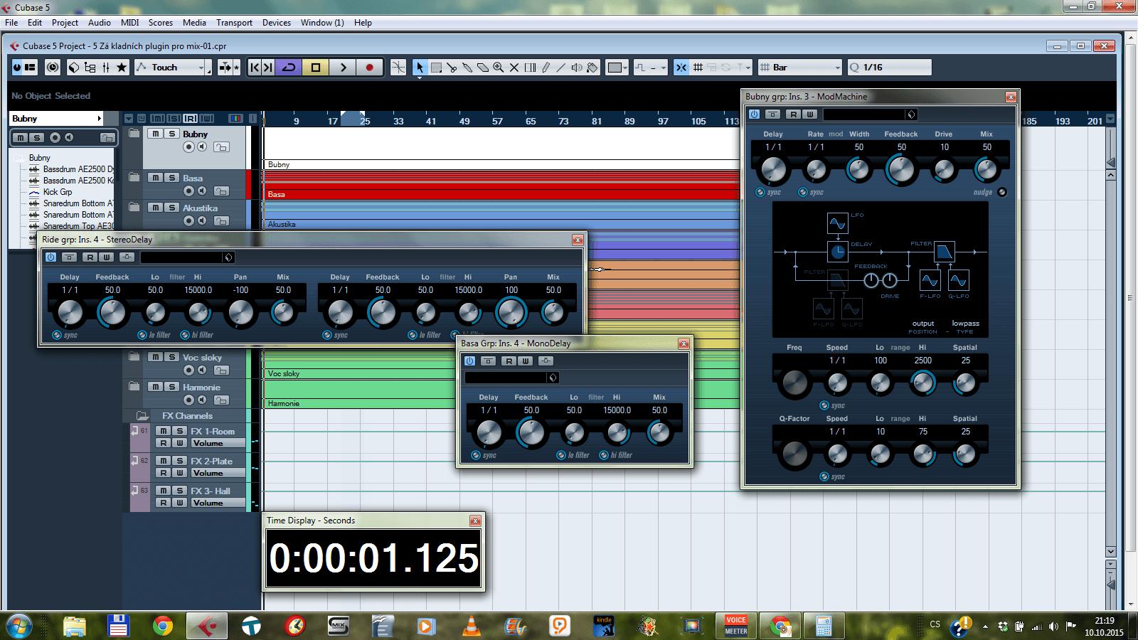 5 základních plugin pro mix – 4. Delay (Video)