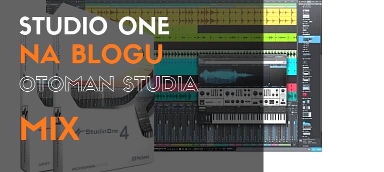 Studio One – Mix