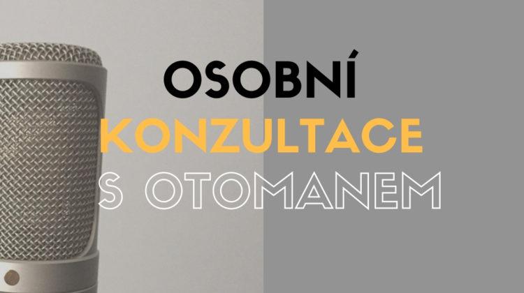 Osobní konzultace s oTomanem