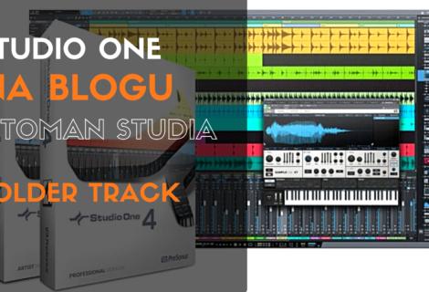 Studio One – Folder Track