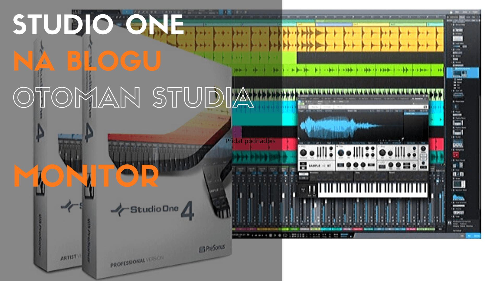 Studio One – Monitor