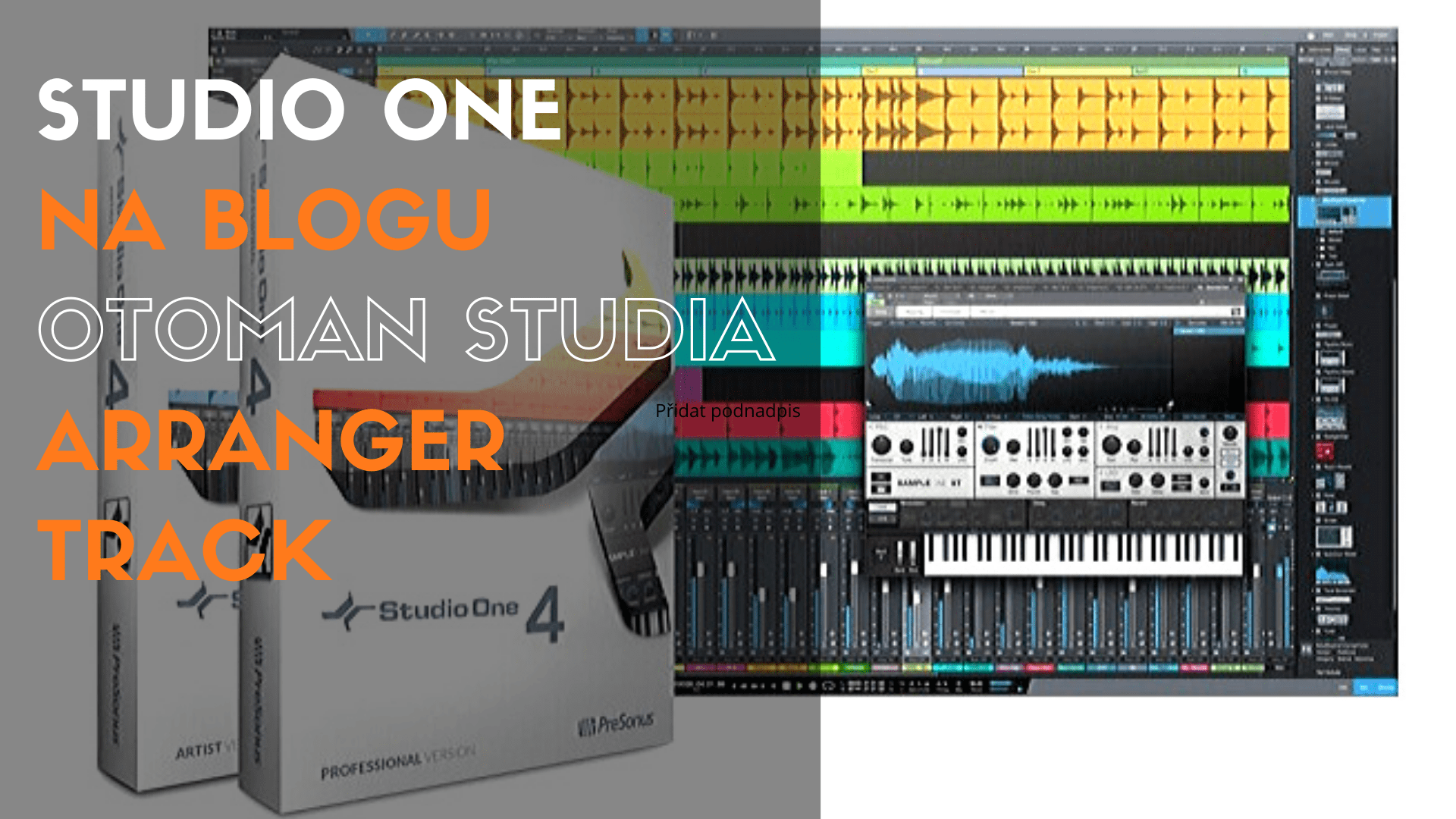Studio One – Arranger track