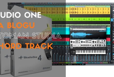 Studio One – Chord track