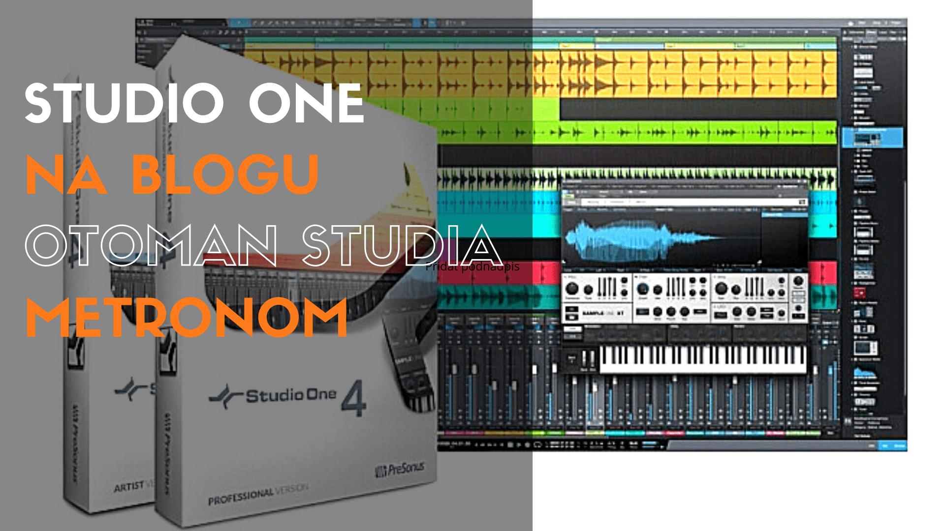 Studio One – Metronom