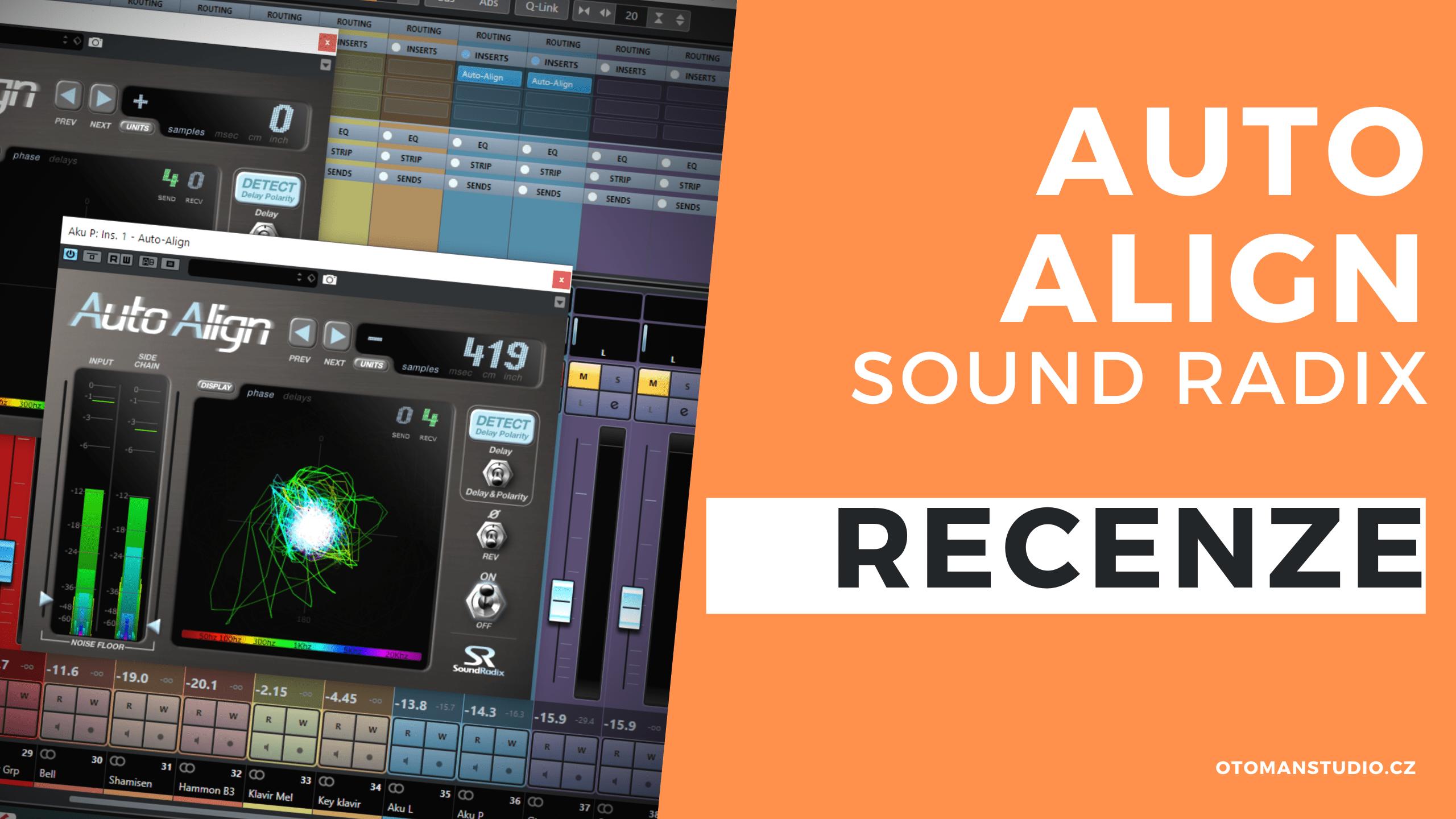 Sound Radix – Auto Align