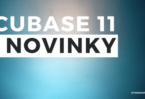 Cubase 11 – Novinky