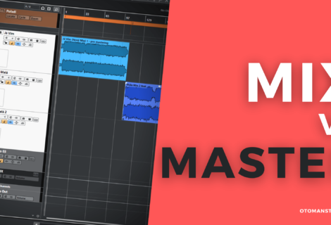 Mix vs Master